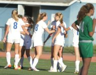 Bronxville's Cupertino gets 400th win behind Doukas