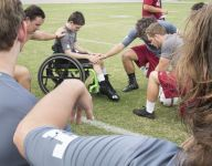 Tate senior with cerebral palsy to fulfill dream