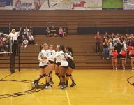 Prep volleyball: Seniors lift Pine View to four-set win over Snow Canyon