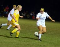 Hendersonville's Jada Campbell provides a lift during tough time