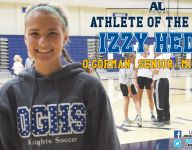 Athlete of the Week: Izzy Hedge leads Knights to 'AA' final