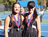 State Tennis: Desert Hills' Beck, Plumb take second; Park City takes team title