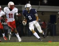 East Lansing takes down Sexton in key CAAC Blue contest