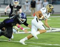 HS football: Noblesville rallies to give Brownsburg first loss