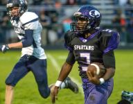 Settles gashes Loy Norrix in Lakeview's 44-6 win