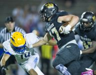 HS football: Top-ranked Warren Central blitzes Carmel with late flurry