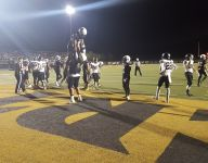 Prep football: Big fourth quarter propels Desert Hills over Pine View