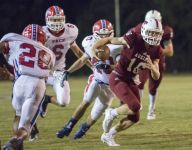 Tate holds off Choctaw in shootout