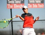 HS boys tennis: Familiar powers advance to state finals