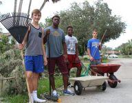 Titusville High football players step up after Matthew
