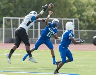 Prep football roundup: Carroll does it all for Mount Pleasant
