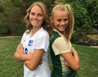 Ashlyn and Heidi Smith treasure a season of playing against each other
