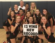 West Florida volleyball enjoying school-best season
