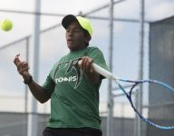 Colo. ambidextrous freshman tennis player unbeaten entering state tournament