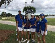 Shin fires 69 to lead Canterbury to A-17 title