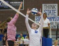 Prep Volleyball: Team effort helps Dixie take down Pine View in must-win game