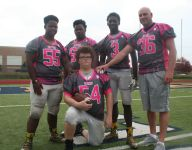 BCC honors teammate with brain cancer in Gray/Pink game