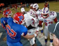 Escambia teams will not shake hands post game