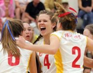 Roundup: Palm Desert volleyball stays course with win