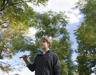 Golf a sanctuary for Colton Weaver after dad's death