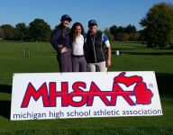 One round down for area golfers at states