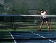 Two Springfield tennis players competing for all-state