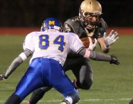 Clarkstown South unsatisfied with 24-6 win over Mahopac