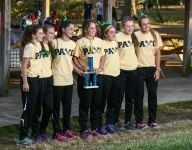 Olivere leads Padua to solo and team wins at O'Neill girls Invitational