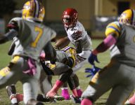 Late interception by Tarpons ends playoff hopes for North