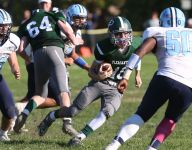 Football roundup: Pleasantville upends Westlake in final seconds