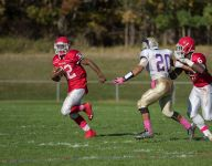 Big plays from Jayden Cook propel North Rockland to win