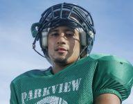 Parkview senior back on field after battling cancer