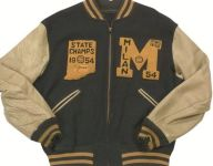 1954 Milan letter jacket available at auction