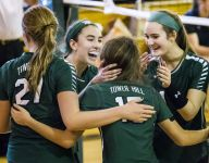 Versatile Hillers sweep Hornets in volleyball action