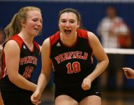 Penfield girls volleyball ranked nationally