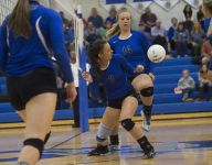 Prep roundup: Resurrection Christan volleyball swept by Eaton