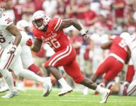 Calvary's Wilson making most of opportunity at Houston
