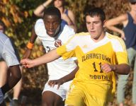 Clarkstown South withstands Spring Valley's rally