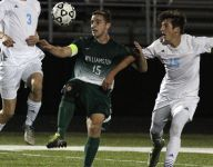 Lansing Catholic upsets Williamston in district soccer semis