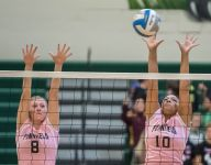 Roundup: Pennfield beats Hastings in Dig Pink match