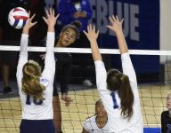 Brentwood, Goodpasture put volleyball title streaks on line