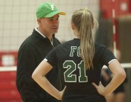 Floyd Central can't keep up with Cathedral in semi-state
