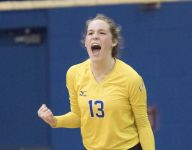 3 area teams host as state volleyball tournament begins