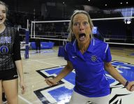 Goodpasture wins fifth straight volleyball title