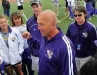 Williamson coaching track at Cherokee