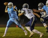 VIDEO: Sensational hook-and-lateral for TD by Freehold Township (N.J.)