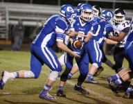 Blue Streaks' passing attack grounds Indians
