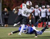 HS football: Cardinal Ritter's Hall too much for Heritage Christian