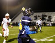 Eastern senior fought a brain tumor and then scored a touchdown
