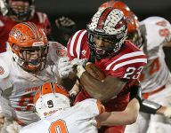 HS football: New Pal run over by Columbus East in 5A showdown
